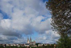 Chartres, Cathédrale Notre Dame, Unescos liste over Verdensarven, Vieux ville, gamlebyen, Loire-dalen, Frankrike