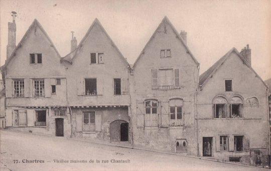 Chartres, Cathedrale Notre dame de Chartres, Eure, Eure et Loire, Unescos liste over Verdensarven, Vest-Frankrike, Frankrik