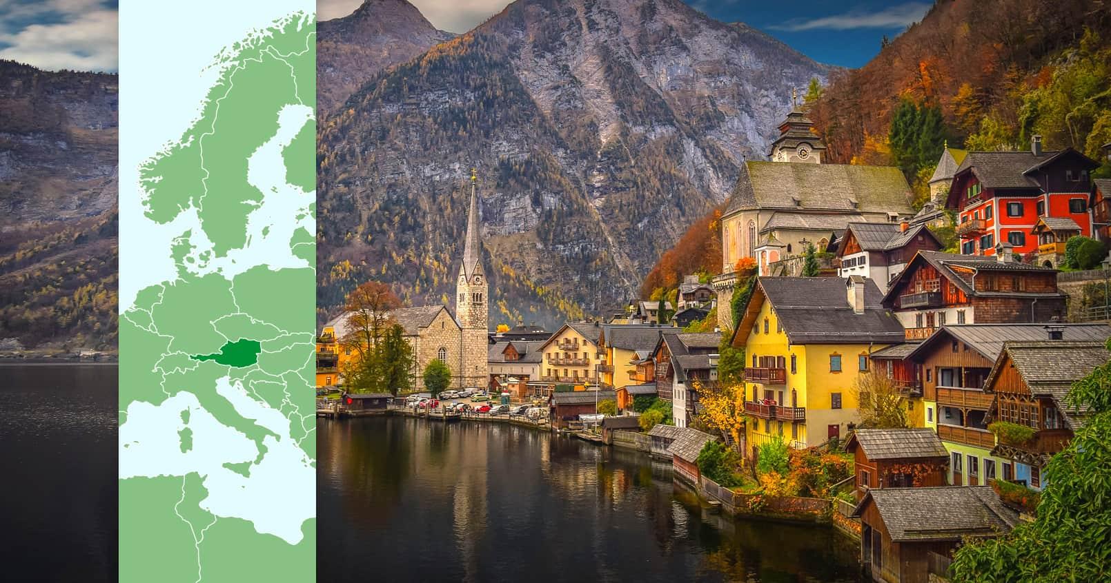 Østerrike, reisDit.no