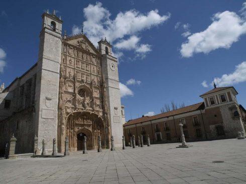 Valladolid, historisk bydel, gamleby, Castilla y Leon, Madrid og innlandet, Spania