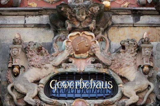 Gewerbehaus, Bremen, Altstadt, Historisk, Middelalder, Marktplatz, Nord-Tyskland, Tyskland