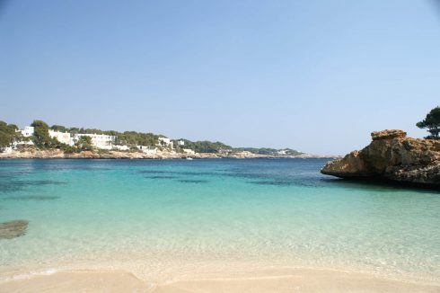 Cala 'Or, Cala Bona, Mallorca, Balearene, Spania