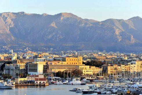 Palermo, Sicilia, normannisk, Sør-Italia, Italia