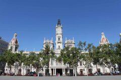 Plaza de la Ajuntament, Valencia, Unescos liste over Verdensarven, Costa Blanca og Valencia, Spania