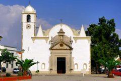 Santa Luz de Tavira, Tavira, Algarvekysten, Sør-Portugal, Portugal