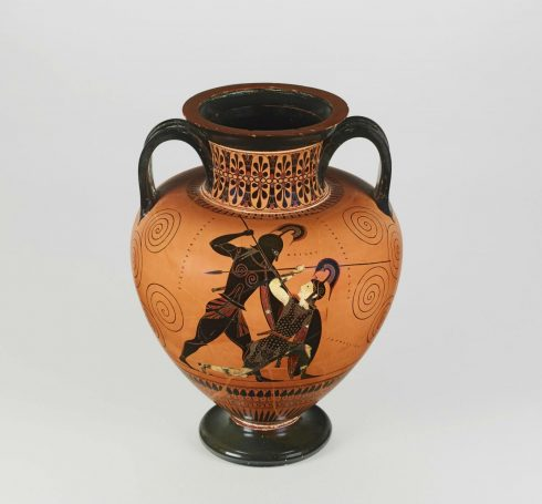 Pentesilea. Ca. 530 f. Kr. Foto: British Museum