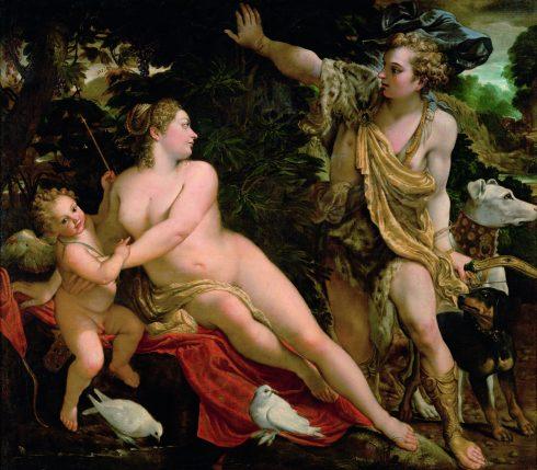 Rijksmuseum-Carracci-Venus-Adonis