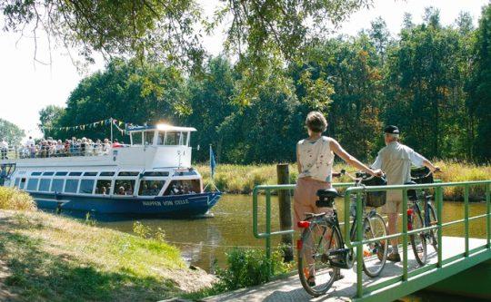 Lüneburger Heide, Celle, Nord-Tyskland, Tyskland